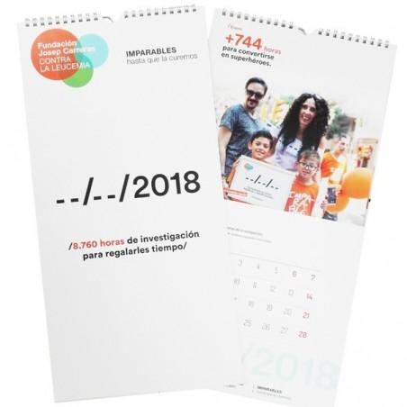 Pack 5 calendarios